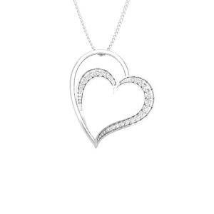 Lovers Heart | Praadis Heart Pendant | Lover Heart Pendant
