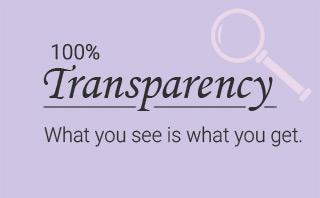 transparncy