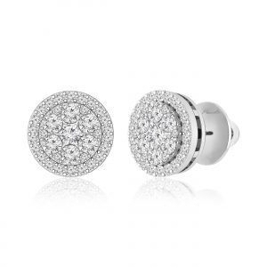 Nisreen Diamond Studs Earring