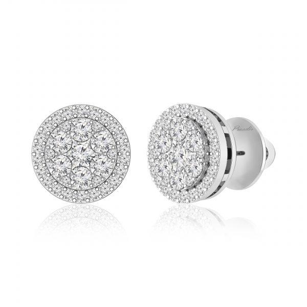 Nisreen Diamond Studs Earring