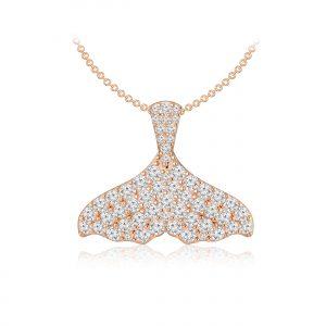 mahira diamond pendant