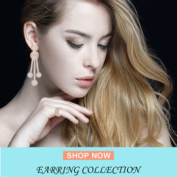 Praadis Luxury Earrings collection