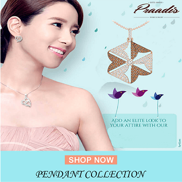 Praadis Diamond Pendant Collection