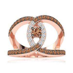 GLASSY Diamond Ring