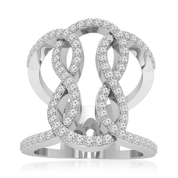 Orida White Gold Diamond Ring