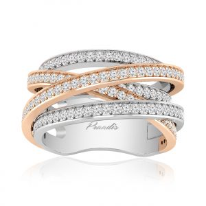 ADVIKA Diamond Ring