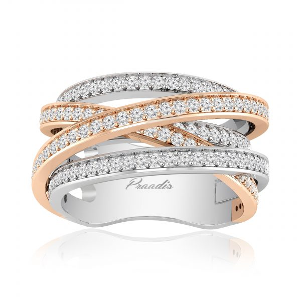 ADVIKA Diamond Ring