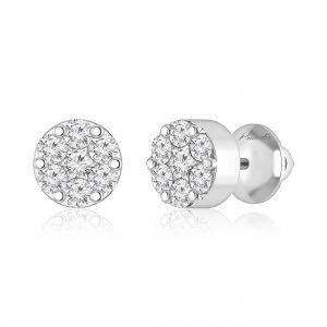 ALINA Diamond Stud Earrings