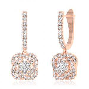BELLANCE Diamond Earrings