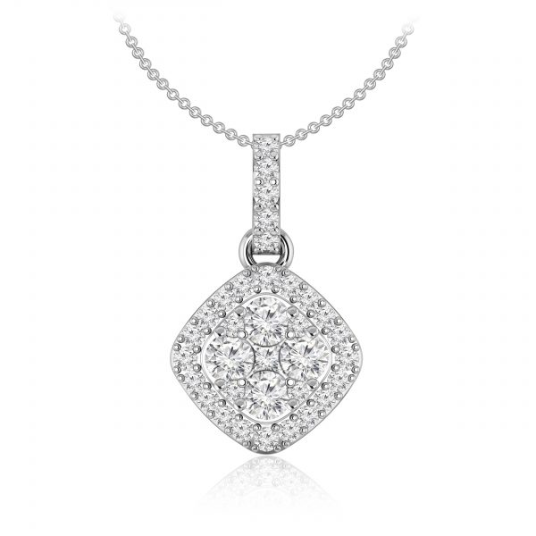 DULCIE Diamond Pendant