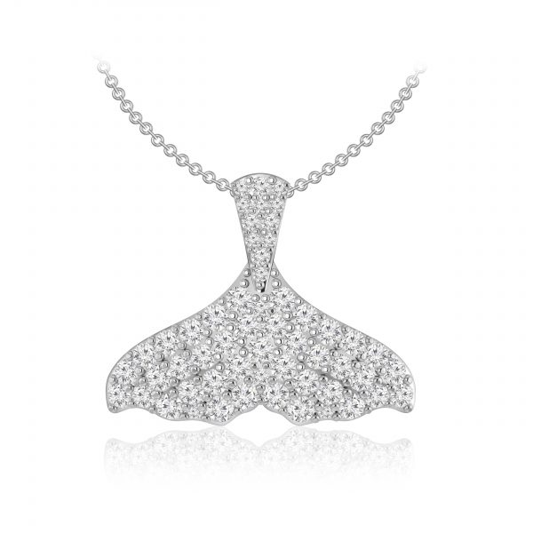 Mahira Diamond Pendant